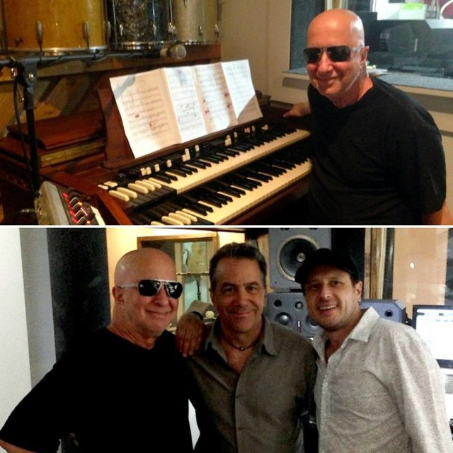 Fun times in our studio this week with Paul Shafferhellip
